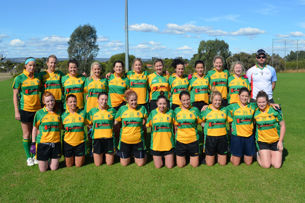 St. Finbarrs GFC - 2013 Ladies League Champions