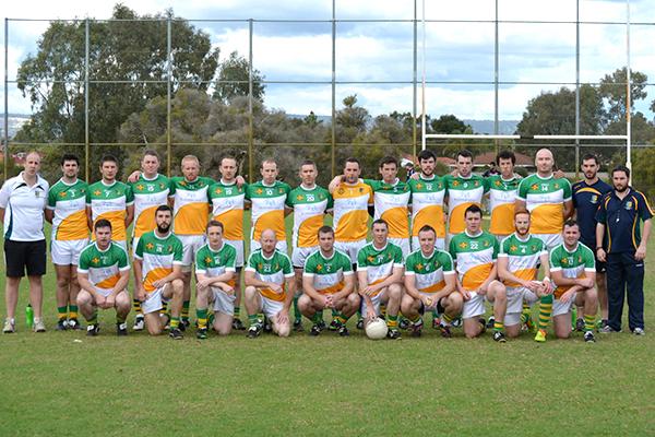 St. Finbarrs GFC - 2014 Championship Winners